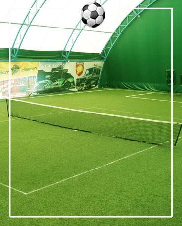 teren tenis acoperit